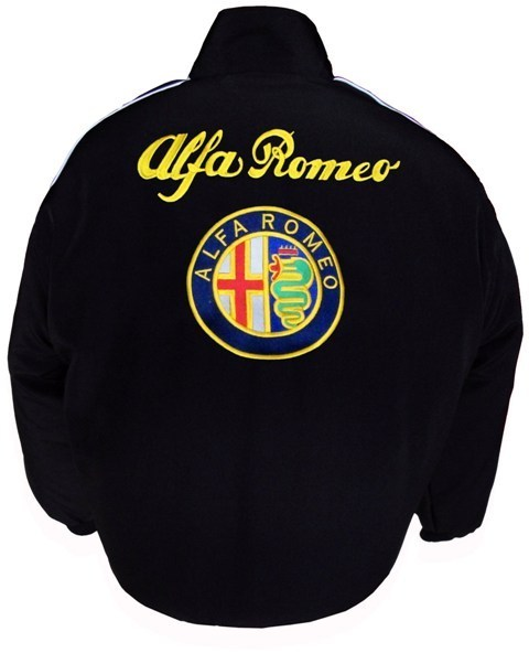 alfa romeo jacke modell a easy rider fashion. Black Bedroom Furniture Sets. Home Design Ideas