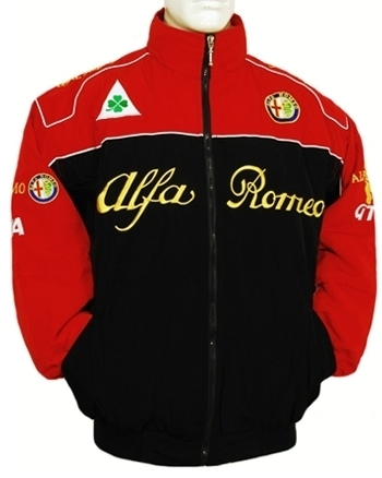 alfa romeo jacket model b easy rider fashion. Black Bedroom Furniture Sets. Home Design Ideas