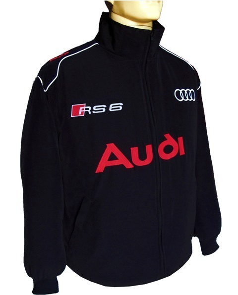 audi rs6 jacke easy rider fashion. Black Bedroom Furniture Sets. Home Design Ideas