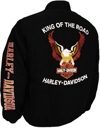 Harley Davidson, King Of The Road Jack / Jas