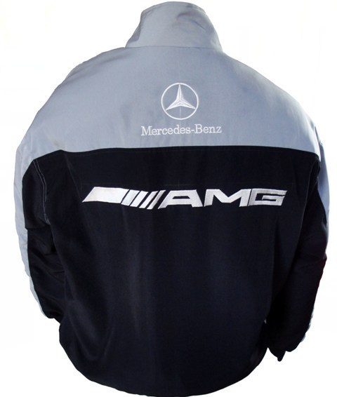 mercedes benz amg jacket easy rider fashion