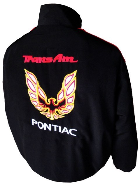 Pontiac Trans Am Jacket Easy Rider Fashion