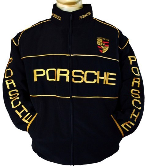 porsche jacke easy rider fashion. Black Bedroom Furniture Sets. Home Design Ideas