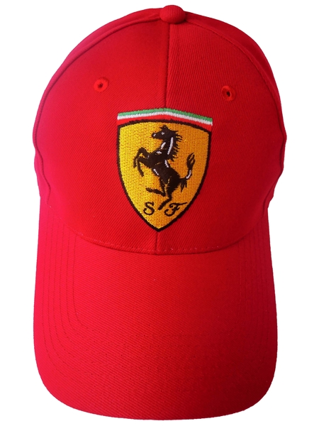 8f3319ae509 Ferrari Cap (A) - Easy Rider Fashion