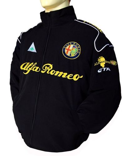 Alfa Romeo Jacket Model A Easy Rider Fashion