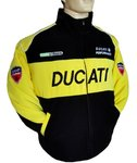 Ducati Sport Jacket (Yellow/Black)