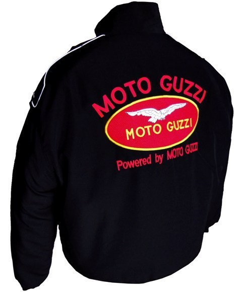 Moto Guzzi Jacket Easy Rider Fashion